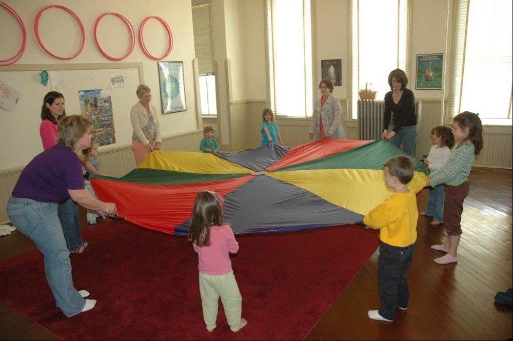 ~2006: Elaine Conger's Kindermusik Class