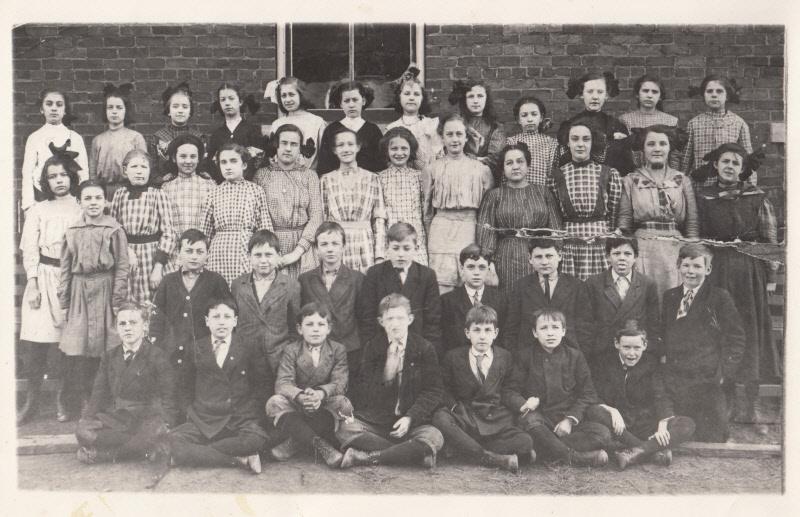 1910: 4th Grade
