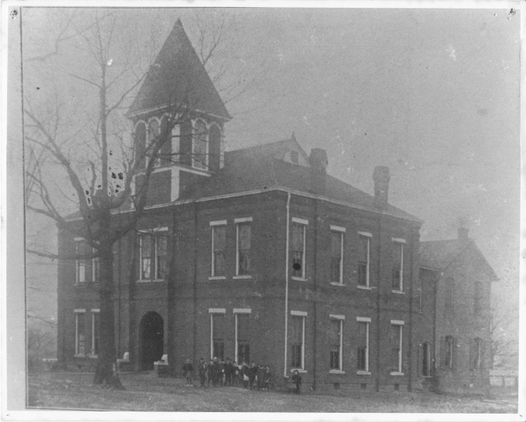 1890's: The City High School