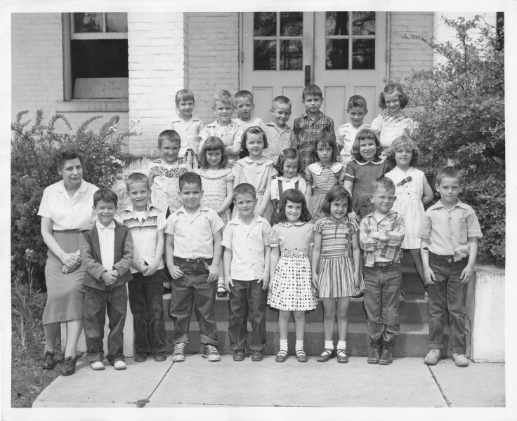 ~1956: Miss Cooper's 1st Grade