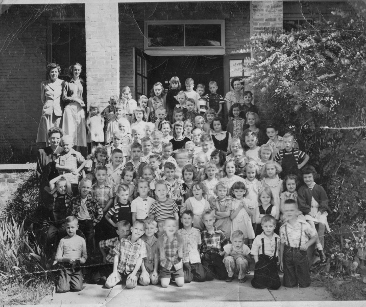 1949: 1st Grade
