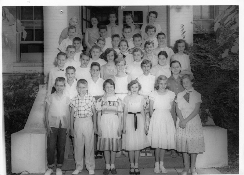 1957: 5th Grade