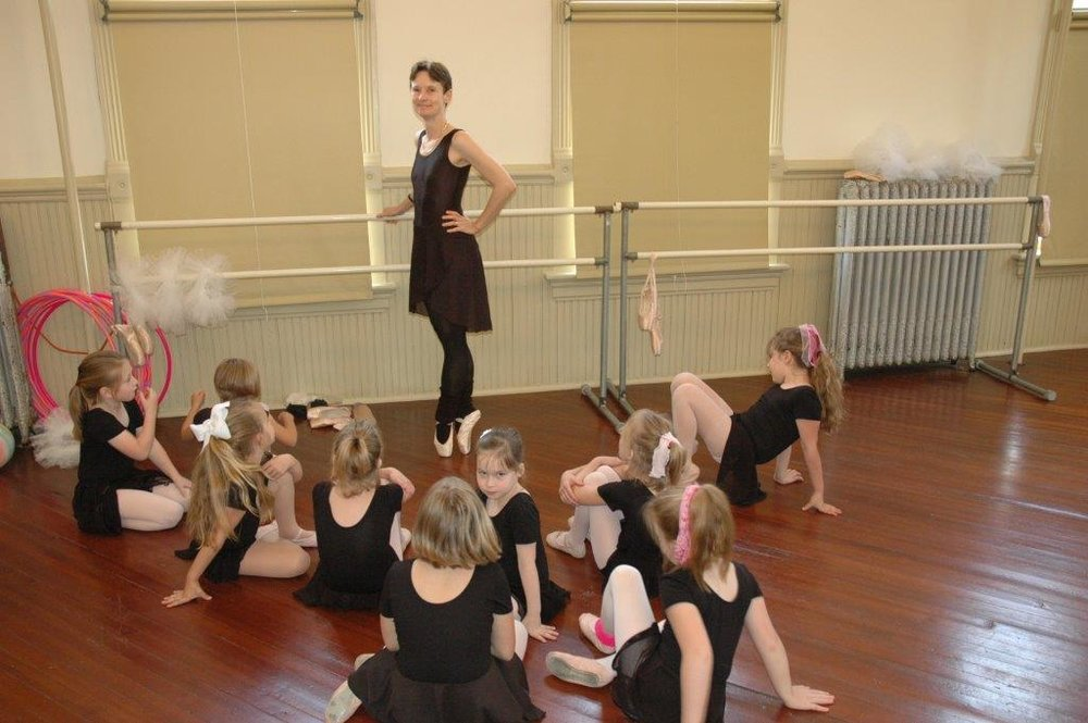 Ms. Link's Ballet