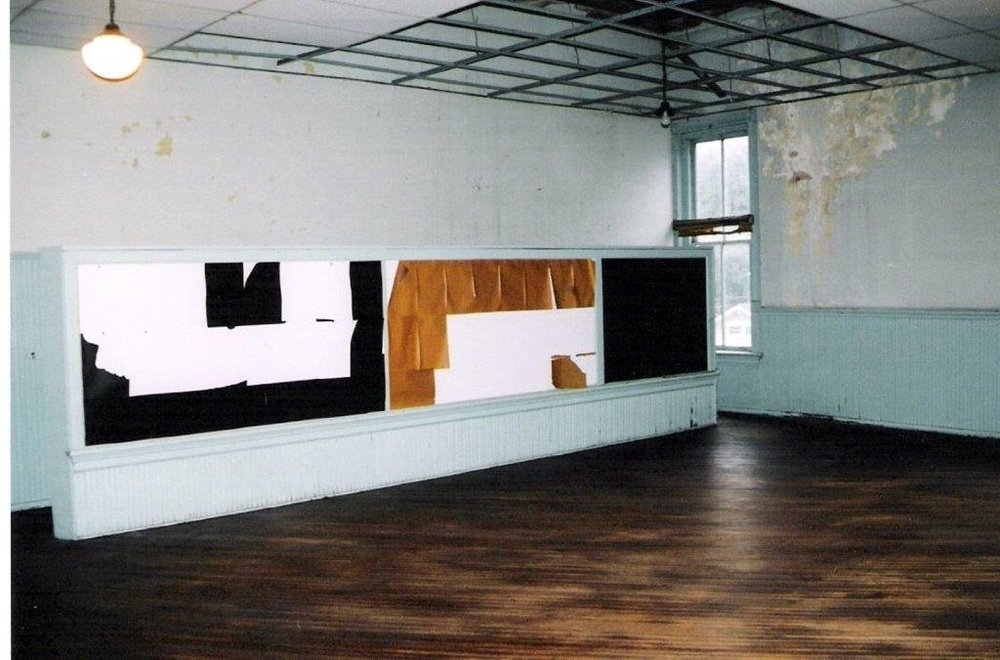 Before Restoration: Room 16
