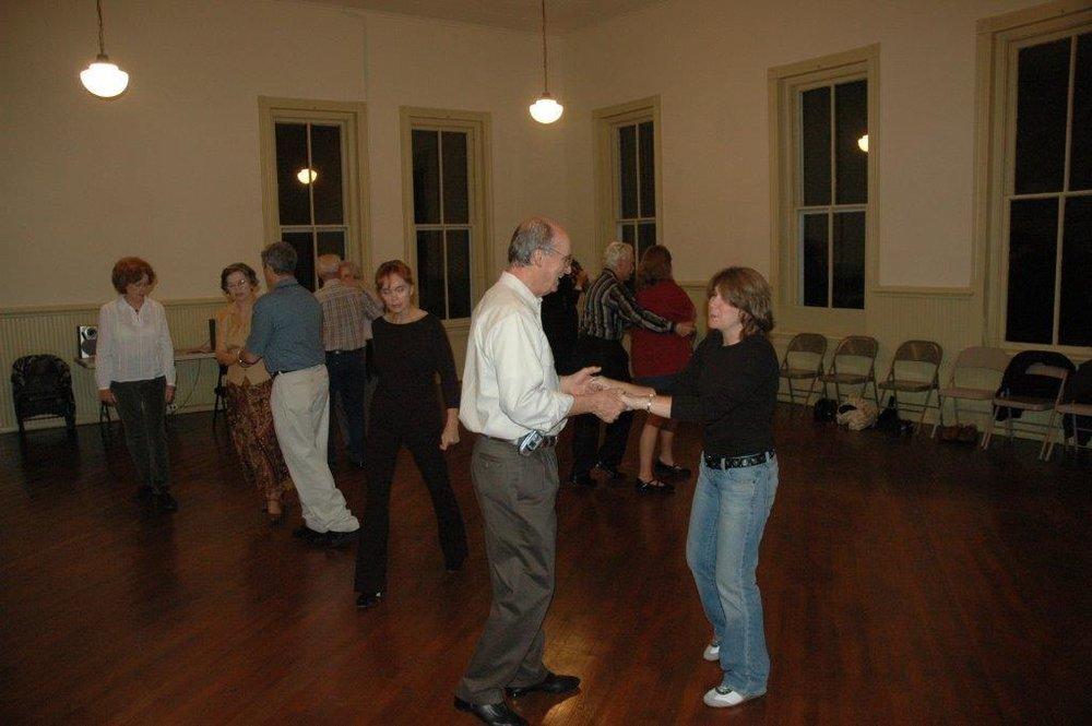 2007: Ballroom Dance Class