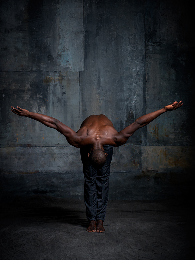 Lloyd Knight, Soloist with Martha Graham Dance Company, dance photos by NYC Dance Project