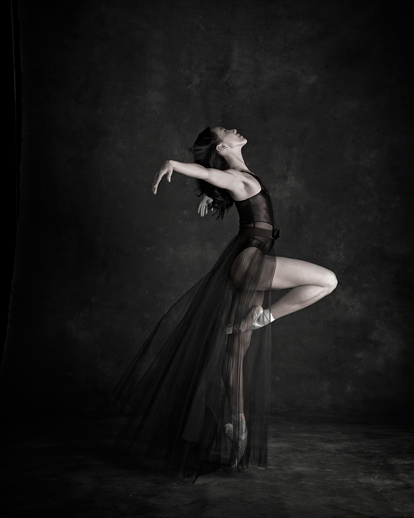 Hee Seo, Principal dancer with American Ballet Theatre, dance photos by NYC Dance Project