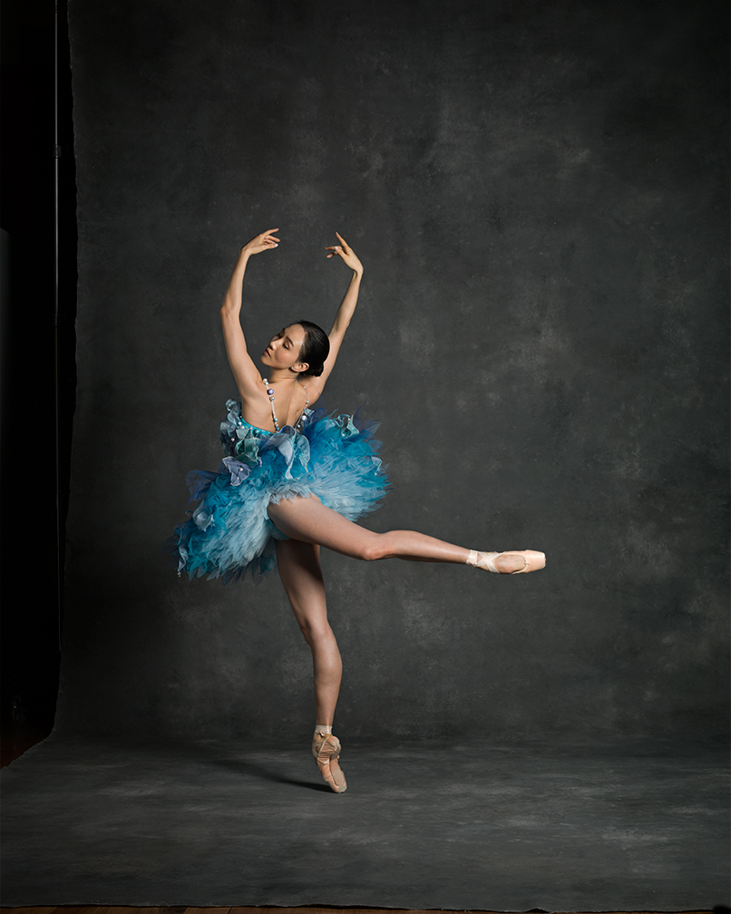 Hee Seo, Principal dancer with American Ballet Theatre
