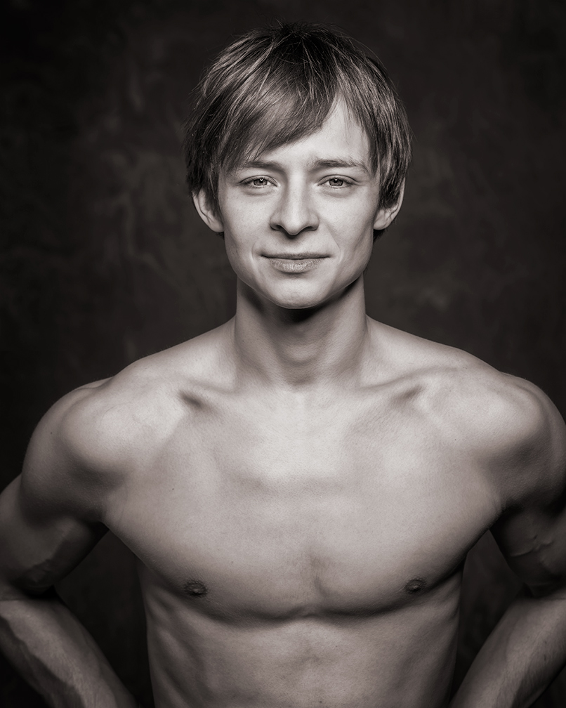 Daniil Simkin, Principal Dancer with American Ballet Theatre, dance photos by NYC Dance Project