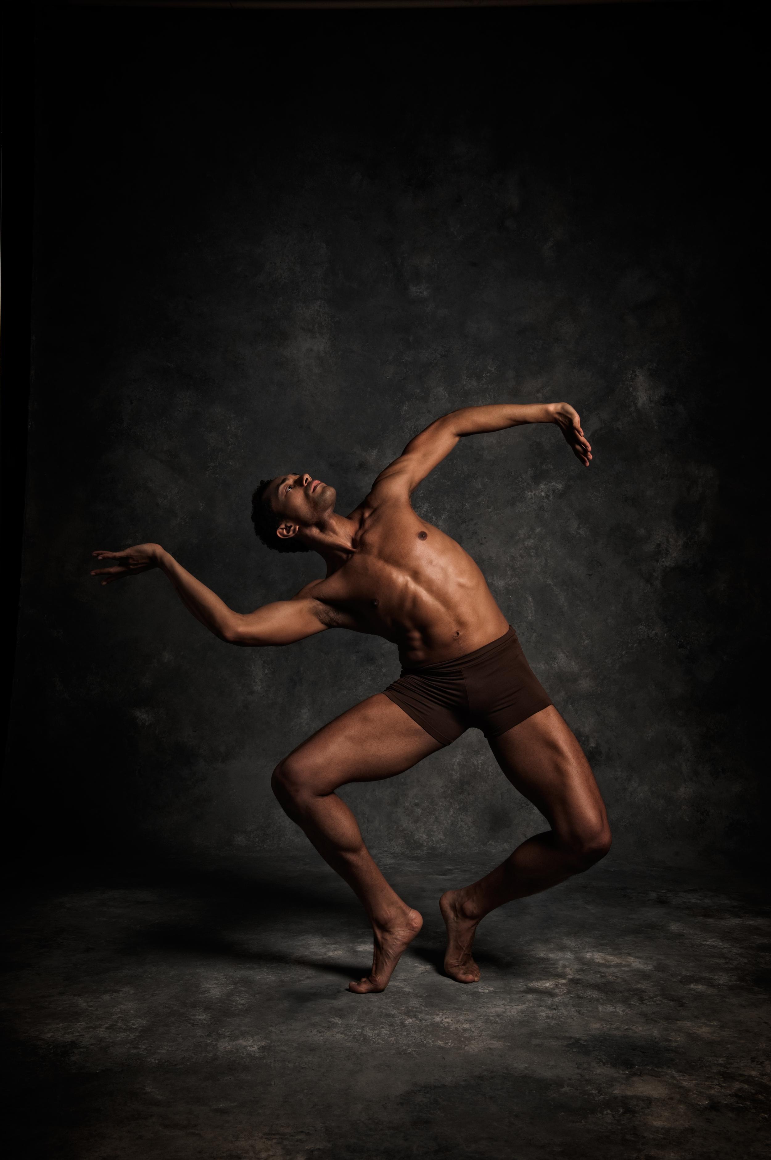 Abdiel Cedric Jacobsen, Martha Graham Dance Company