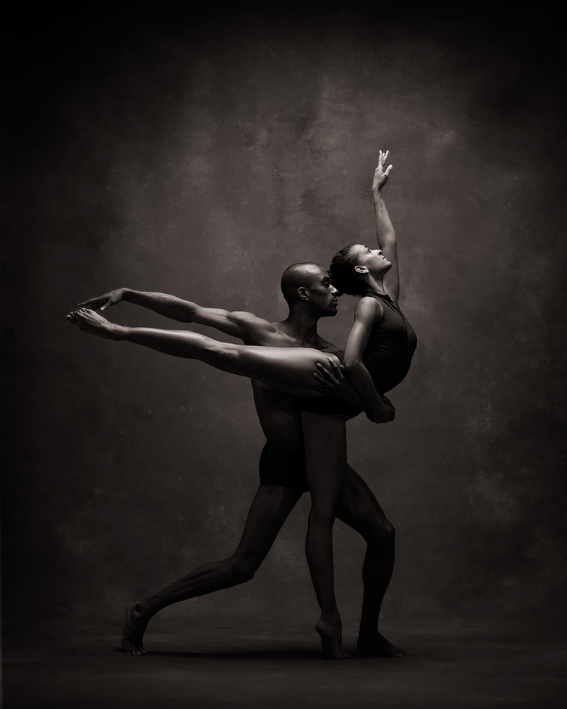 Anthony Javier Savoy and Gabrielle Salvatto from Dance Theatre of Harlem