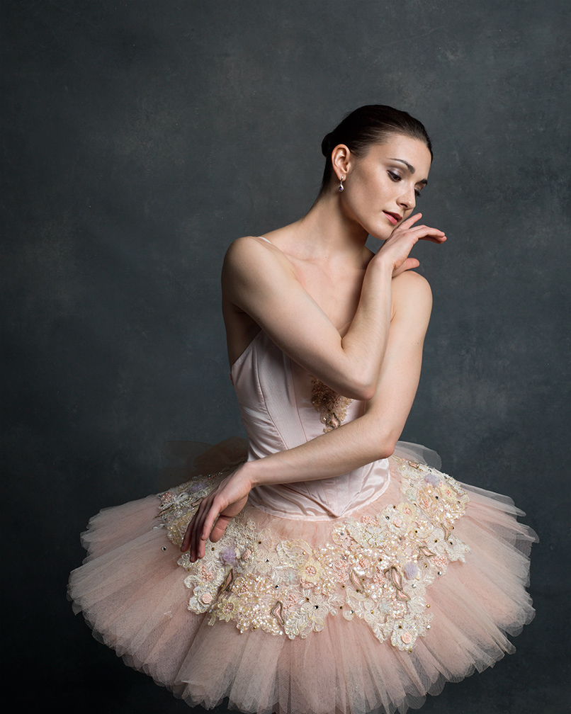 Sarah Lane, Soloist with American Ballet Theatre.  Dance photos by NYC Dance Project