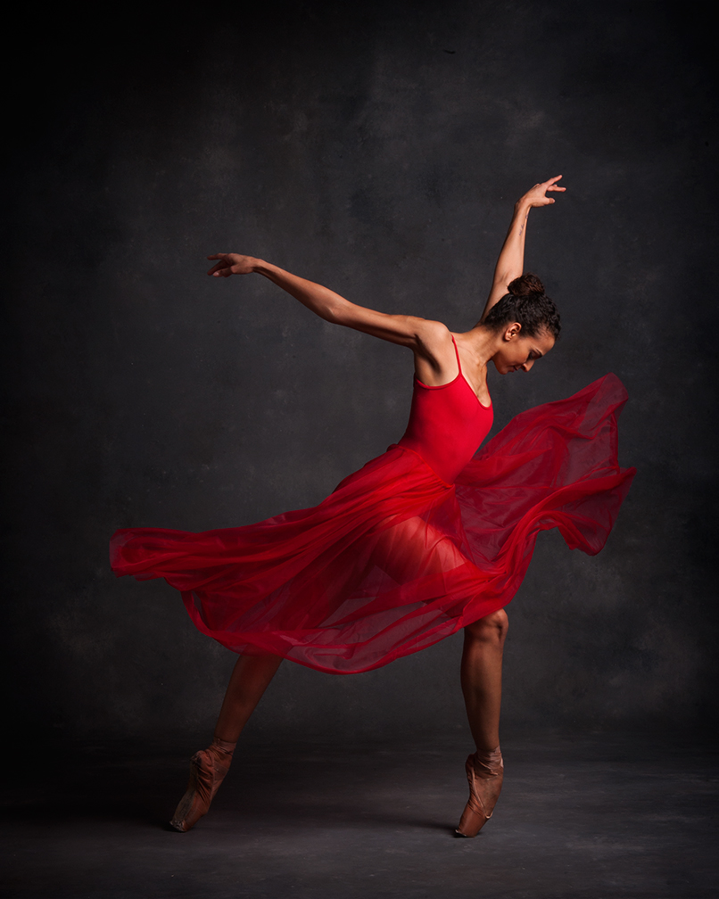 Gabrielle Salvatto, Ballerina with Dance Theatre of Harlem