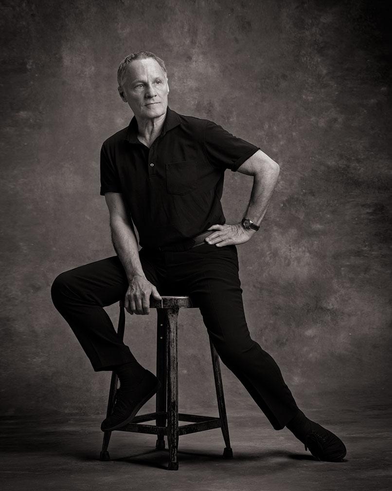 Lar Lubovitch, choreographer, Lar Lubavitch Dance Company