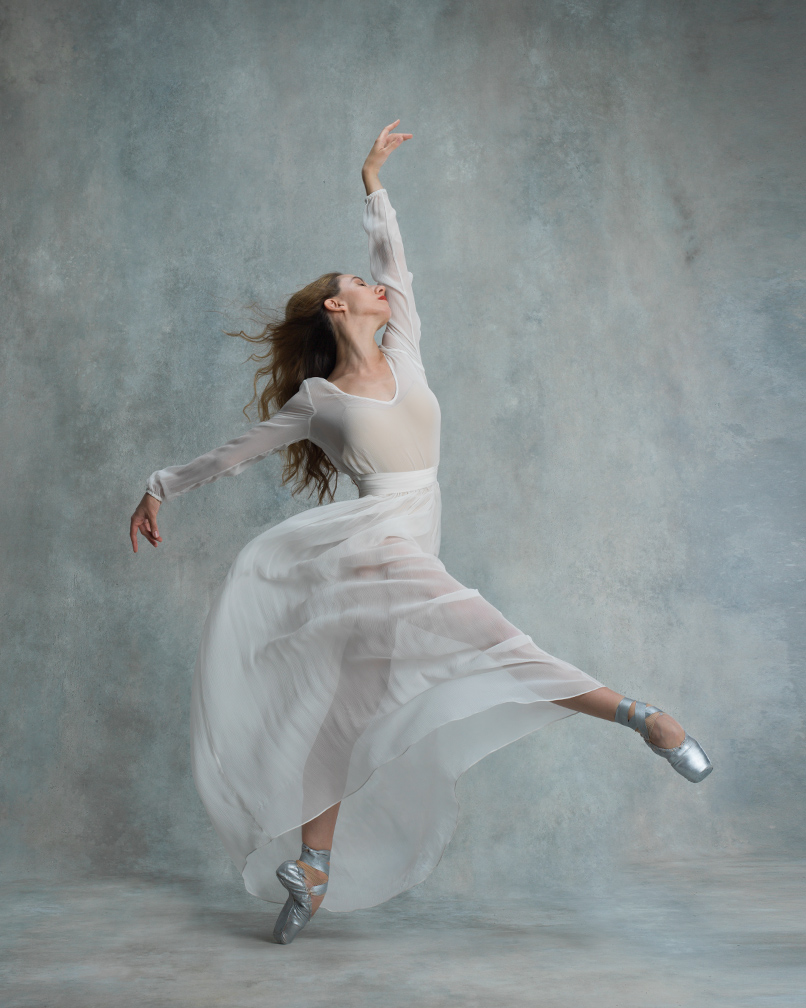 Isabella Boylston, ballerina with ABT