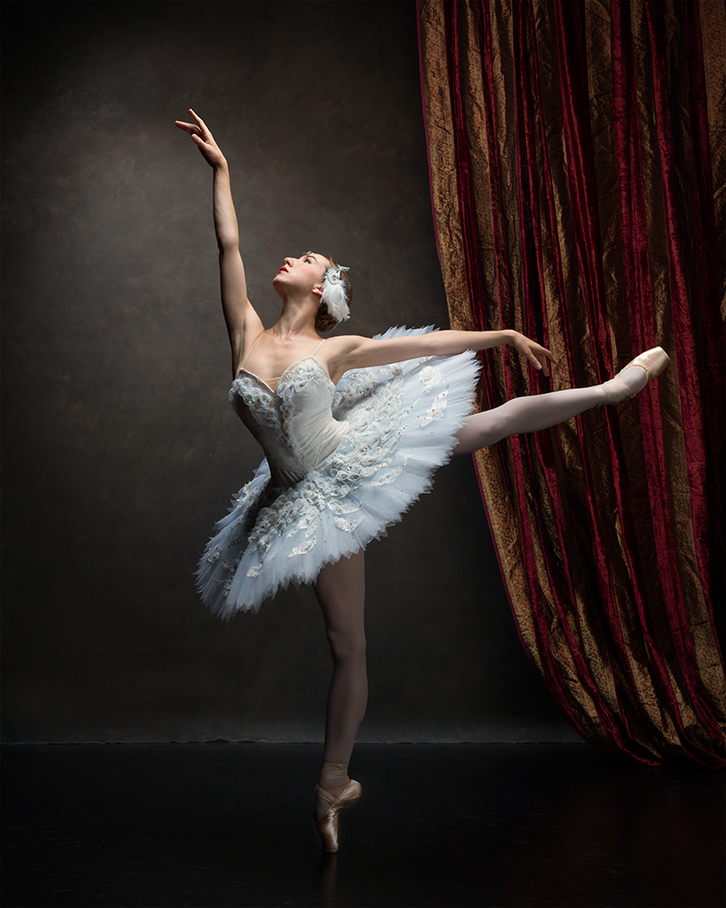 Isabella Isabella Boylston, ballerina with ABT