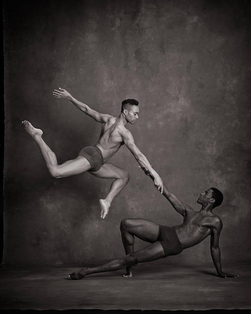Lloyd Knight and Abdiel Cedric Jacobsen, Martha Graham Dance Company