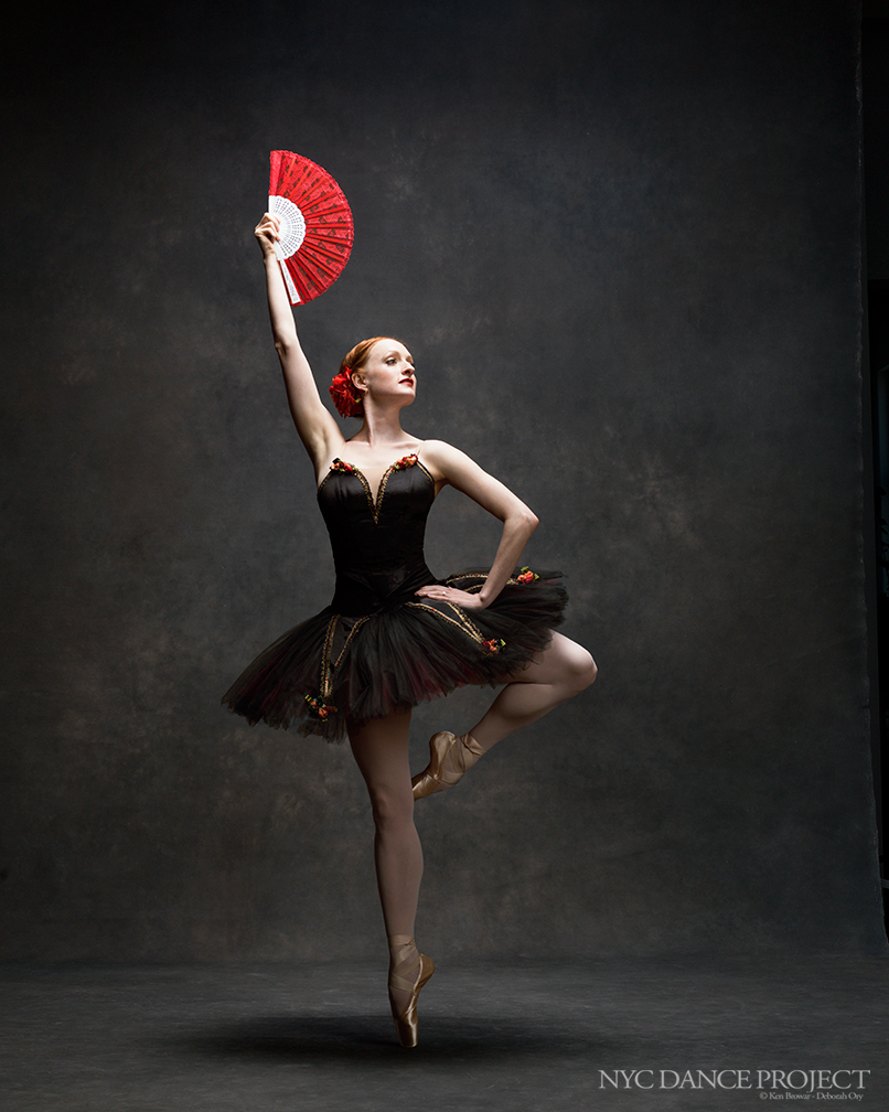Gillian Murphy, Principal Dancer, American Ballet Theatre By Ken Browar and Deborah Ory © 2015