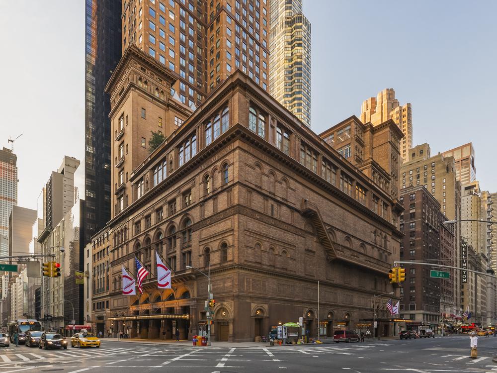 The Carnegie Hall