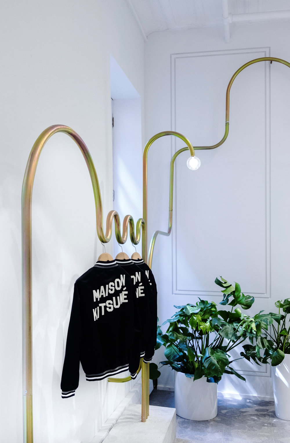 Maison Kitsuné, New York City