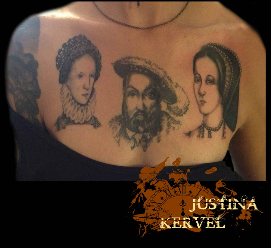 henry and his wives justina kervel.jpg