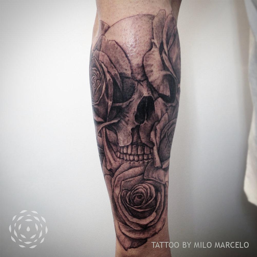 milo skull roses.jpg