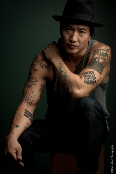 Actor, Terry Chen