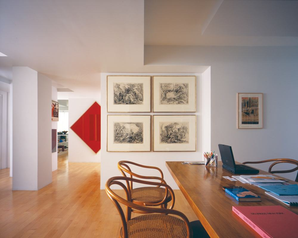 Eisenman/Davidson Apartment