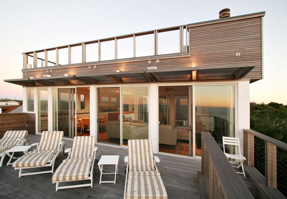 House on Fire Island