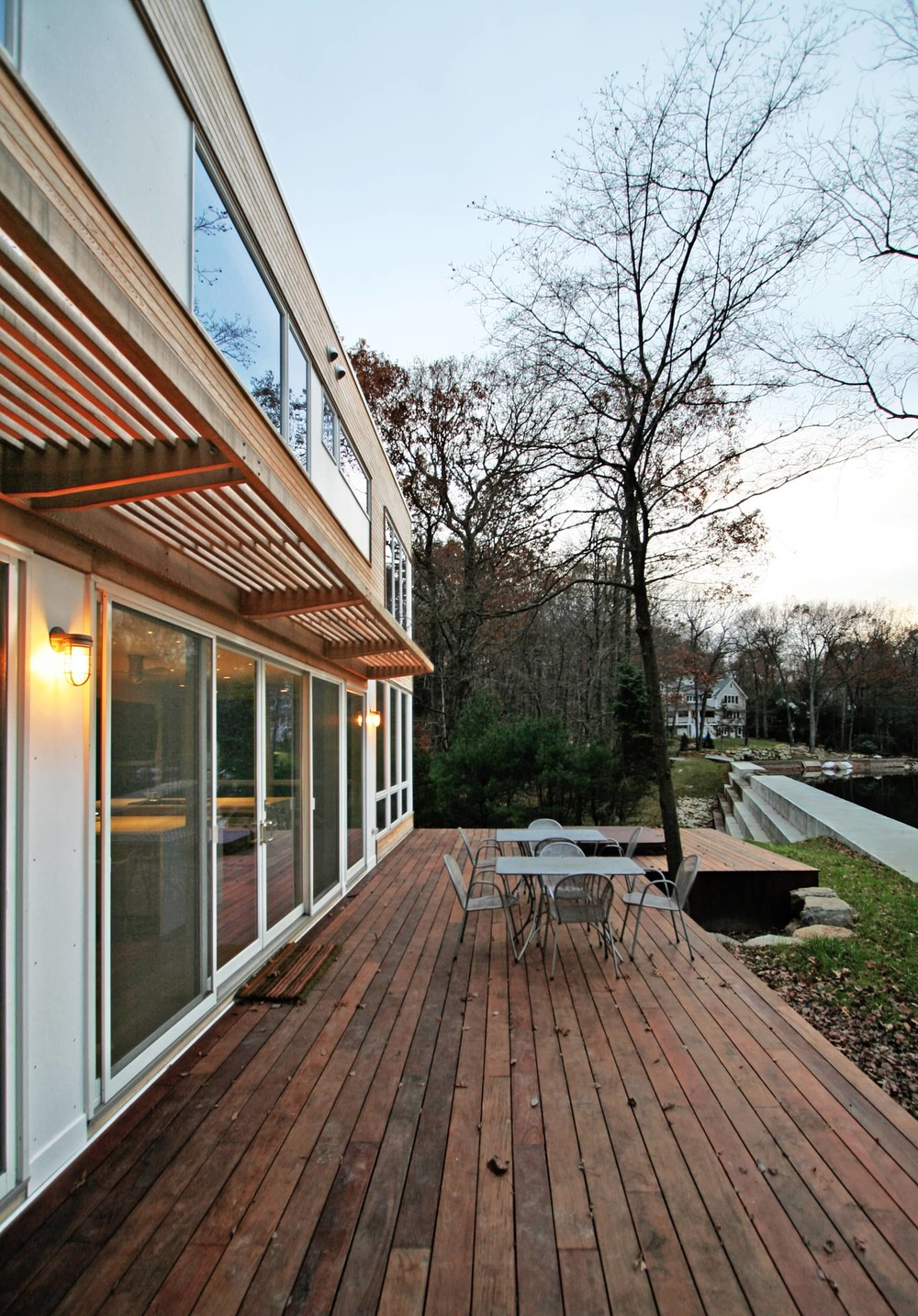 Lake Iosco House