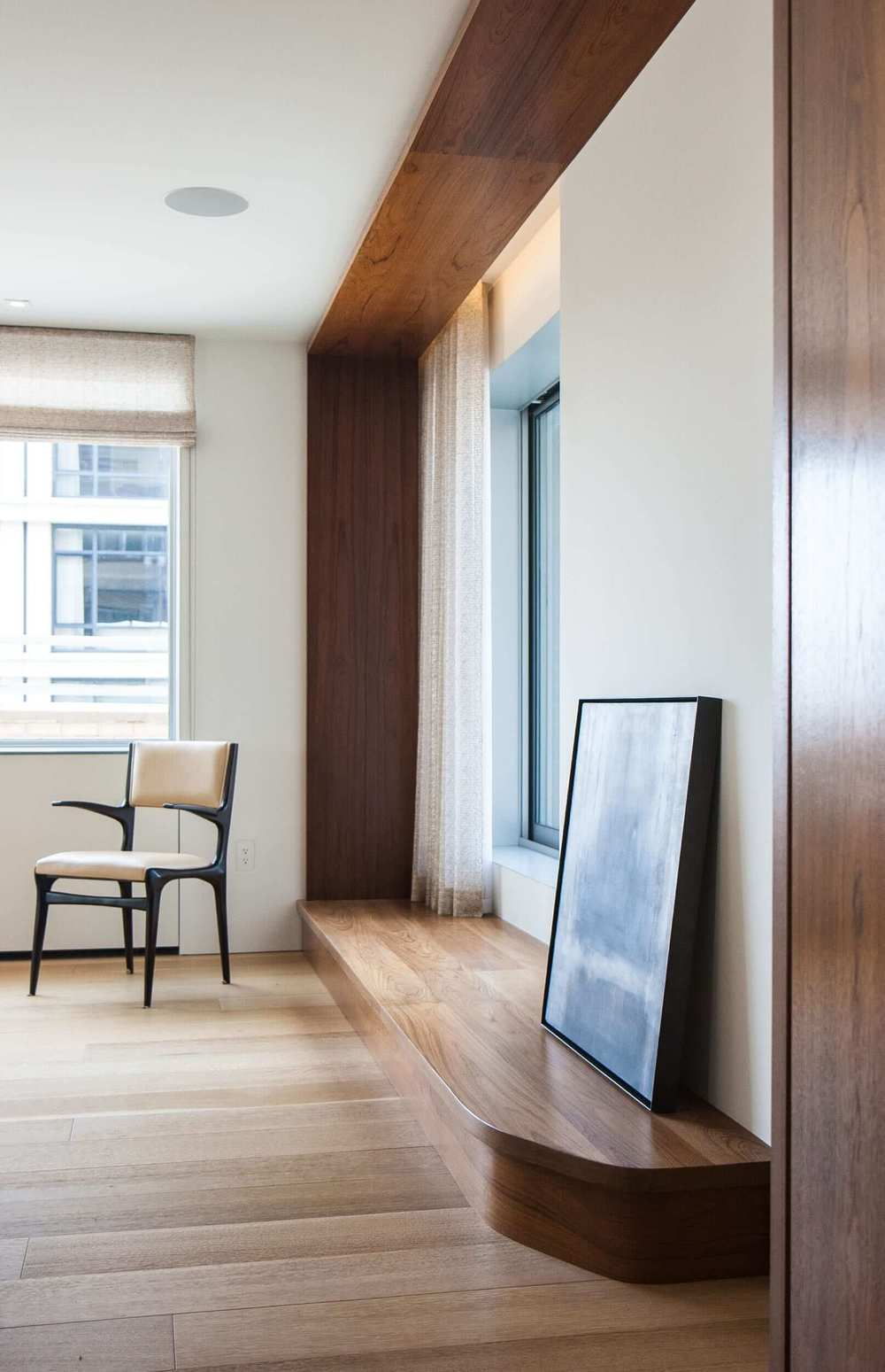 Modern Apartment Renovation | East End Ave New York City | Wood Flooring Custom Millwork | RES4