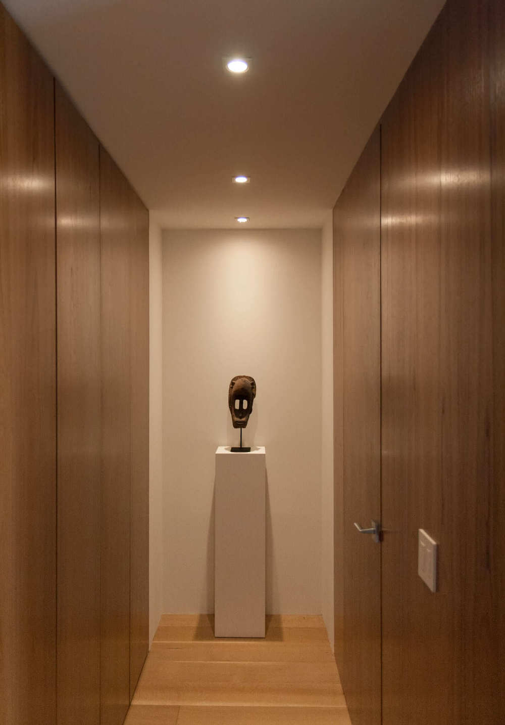 Modern Apartment Renovation | East End Ave New York City | Custom Millwork Built In Cabinets | RES4