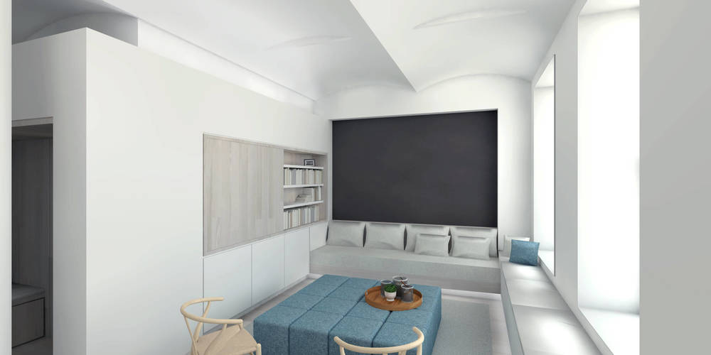 RES4 | West 16th Street Apartment