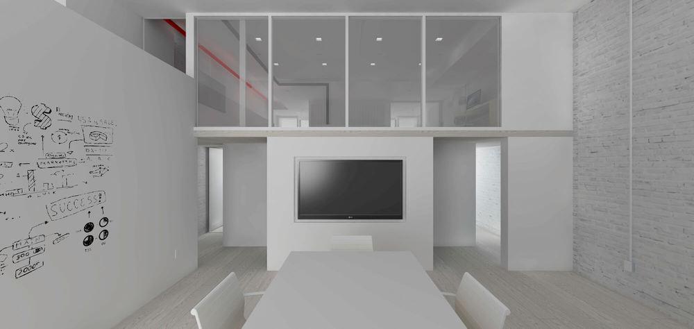 RES4 | 23 Warren Street | modern | office