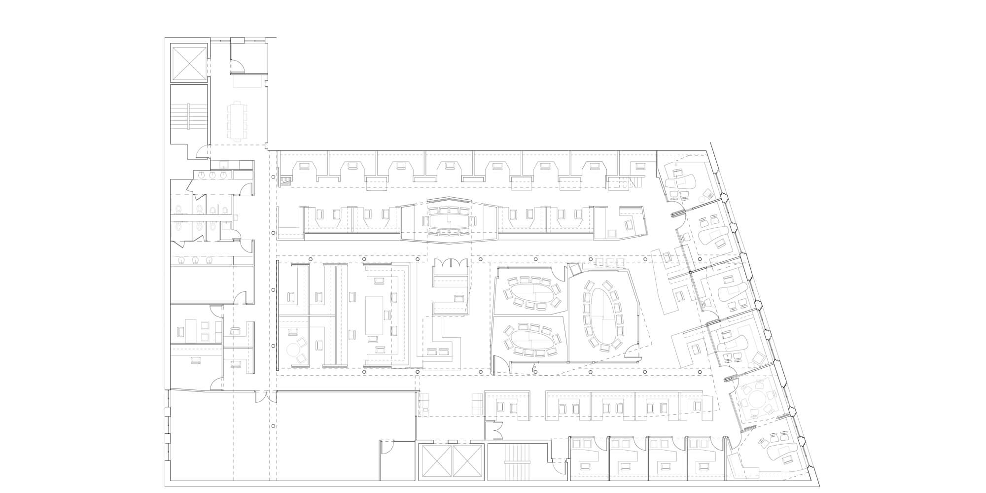 Res4 Resolution 4 Architecture Equinox Headquarters Modern