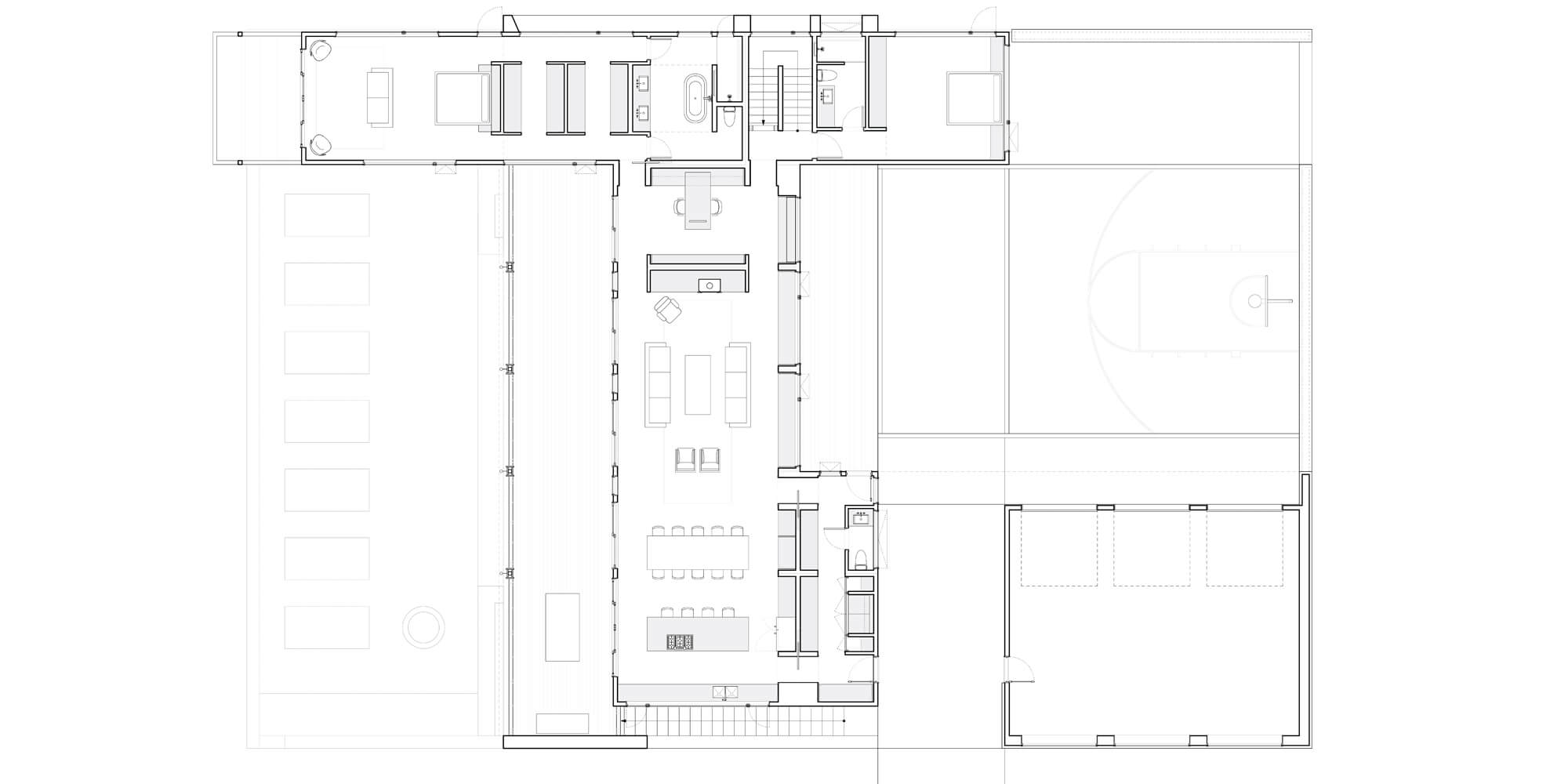 Main Level Plan
