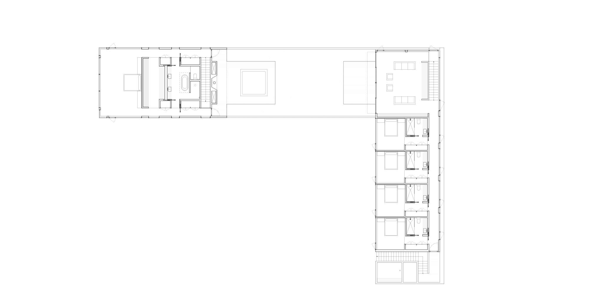 100 longhouse plans the long house khosla associates
