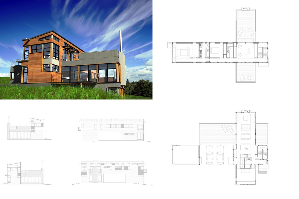 Res4 resolution 4 architecture modern modular for Dwell homes floor plans