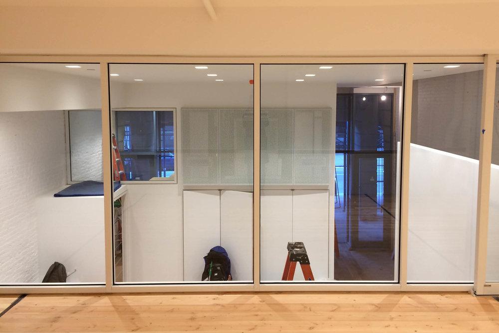23 Warren Street | modern | office | storefront | mezzanine | structure