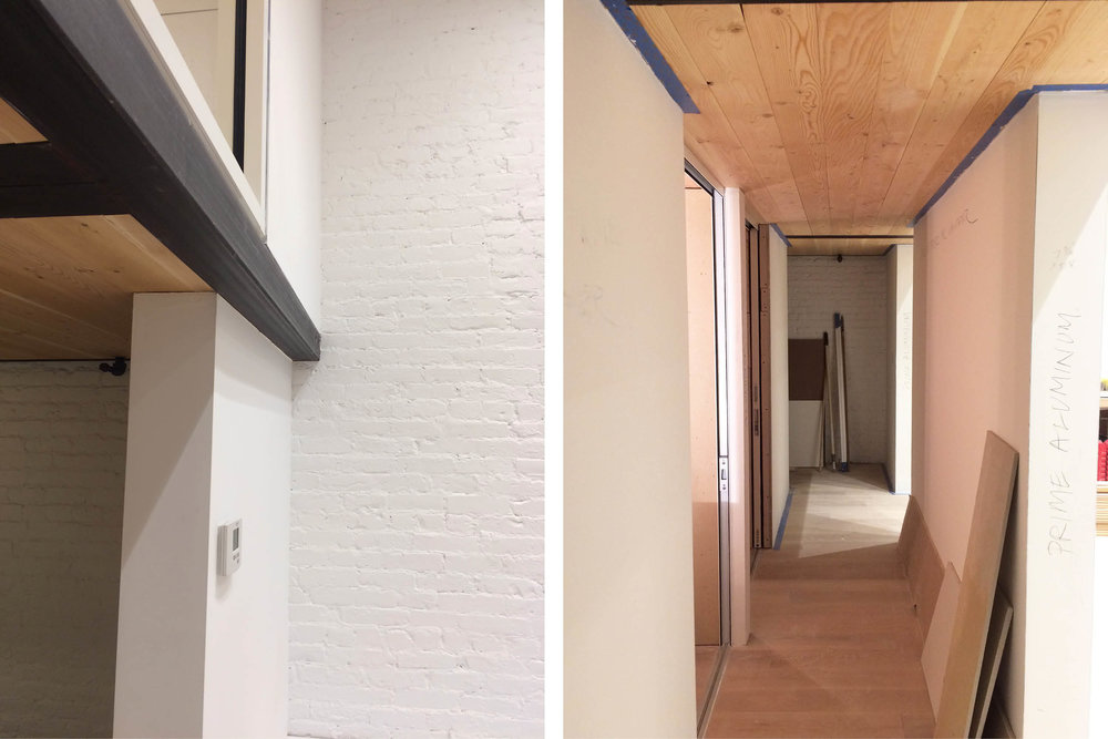 23 Warren | modern | office | steel | structure | decking