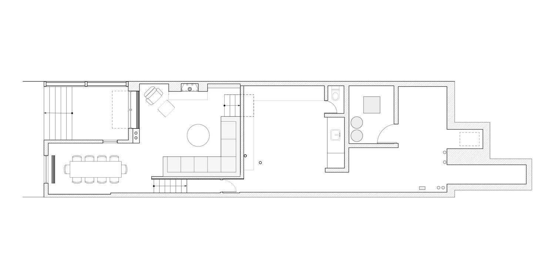 Cellar Floor Plan