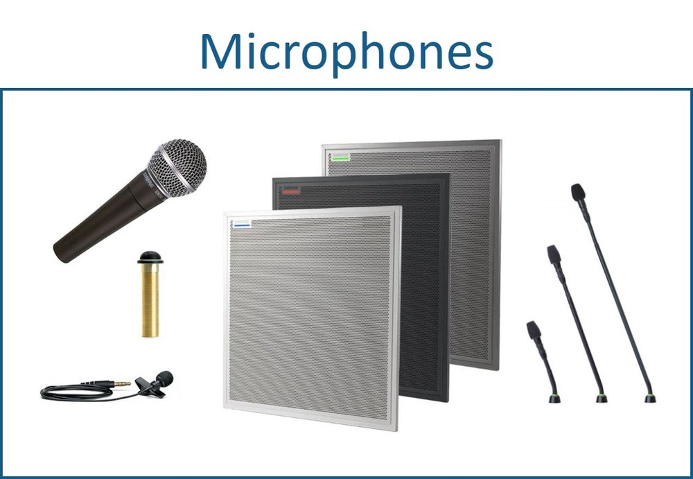 AV Quality microphones