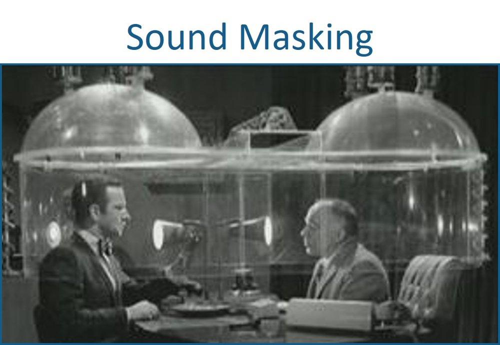 Sound Masking Systems