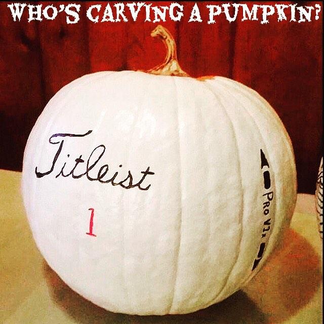 Anyone carving a pumpkin 🎃? #golfers  #littlerock  #littlerockgolfers  #youthgolfers  #halloween #golflife #golfstagram