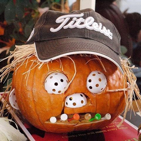It's a Halloween 🎃 PARtee....hahahahaha!  What's everyone doing for 👻 Halloween? #golfstagram  #halloween2017  #golf #littlerock #youthgolf  #fullswing  #fullswinggolfacademy  #fsga  #halloween #titleist @bradjordan1000 we know #golflives