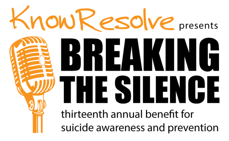 Breaking the Silence Benefit for Suicide Prevention