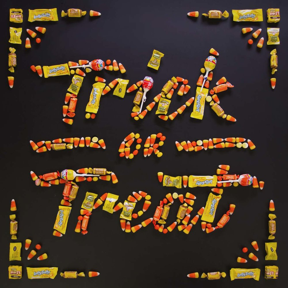Week 42 - Trick or Treat Yourself!Guest Assignment by Becca Clason