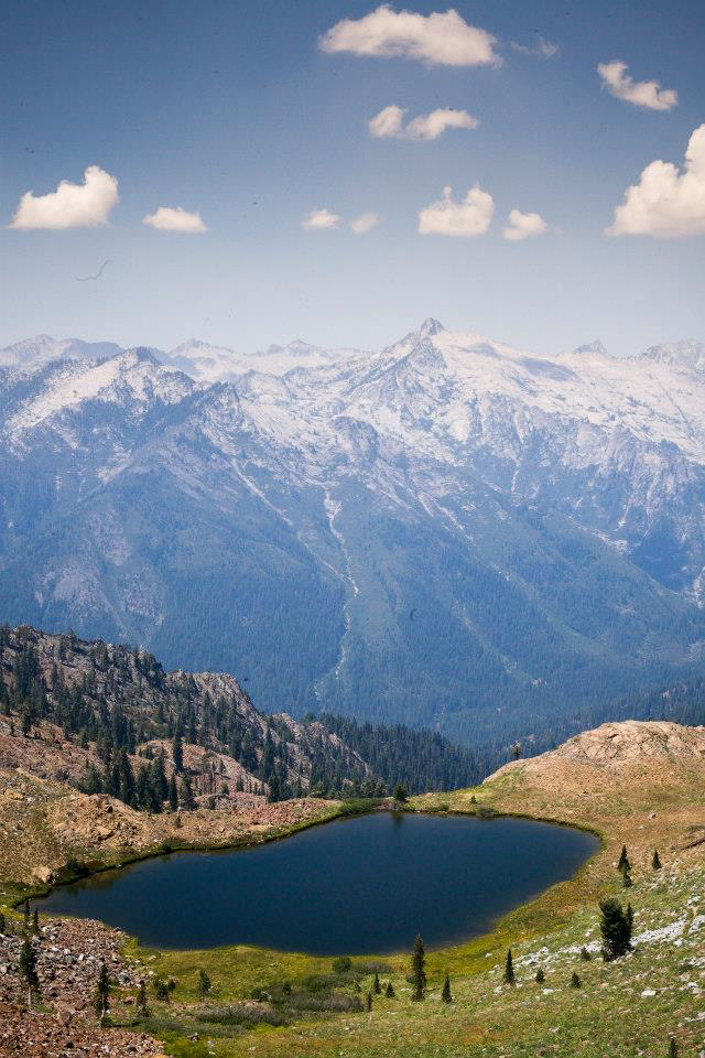 Trinity Alps of California