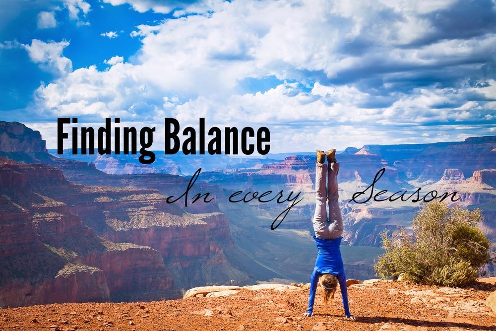 FindingBalance