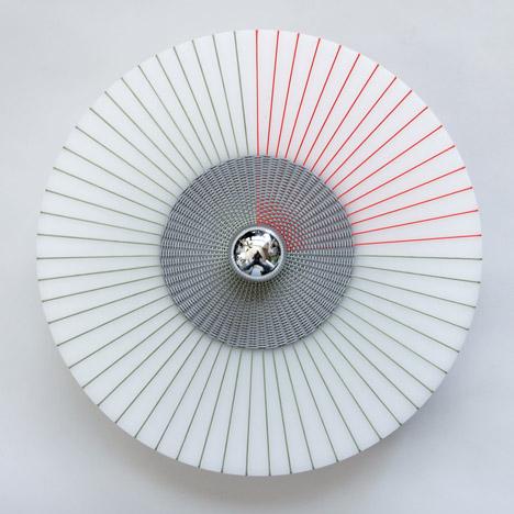 Rays by Marta Bakowski.